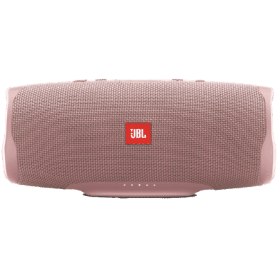 JBL - Charge 4 Portable Bluetooth Speaker - Pink