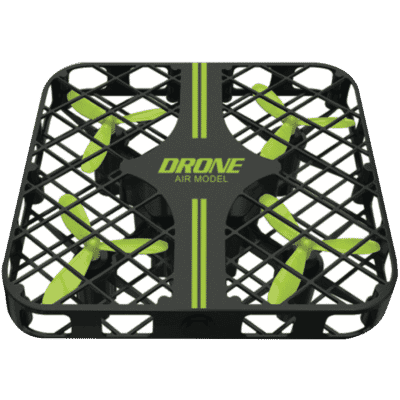 Compact Air Toy Drone - Black