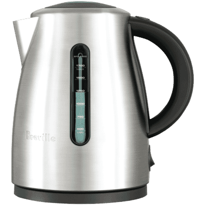 Soft Open Stainless Steel Kettle